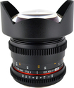 Rokinon - 14mm f/2.8 IF ED Cine Super-Wide-Angle Lens for Select Nikon Cameras