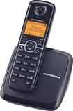 Motorola - DECT 6.0 Expandable Cordless Phone - Black