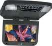"""Audiovox - Movies2Go 9"""" Widescreen Overhead LED Monitor with DVD Player"""