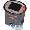 Celestron - Portable LCD Digital Microscope - Gray\Orange