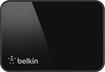 Belkin - 4-Port USB 3.0 Hub - Black