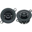 """Pioneer - 3-1/2"""" 2-Way Speakers with IMPP Woofer Cones (Pair) - Black"""