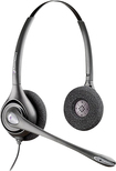Plantronics - 64339-01 SupraPlus Headset - Black