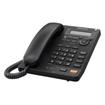 Panasonic - Standard Phone - Black