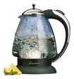 Jura - H2O Plus 6-Cup Water Kettle - Silver