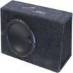 Audiopipe - 500W Single 10-inch Sealed Enclosure Woofer 500 Watt - Gray
