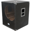 Seismic Audio - EMPTY 18 SUBWOOFER PA DJ PRO Audio Band Speaker - Black - Black