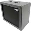 Seismic Audio - 12 GUITAR SPEAKER CABINET EMPTY 1x12 Cab - Tolex - Black - Black