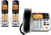 Uniden - DECT 6.0 Expandable Cordless Phone System with Digital Answering System