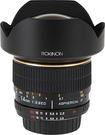 Rokinon - 14mm f/2.8 IF ED UMC Super-Wide-Angle Lens for Select Nikon Cameras