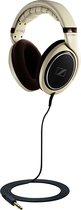 Sennheiser - Over-the-Ear Headphones - Brown