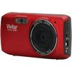 Vivitar - ViviCam 16.1 Megapixel Compact Camera - Red