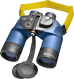 Barska - WP Deep Sea 7 x 50 Binoculars - Blue/Black