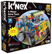 K'NEX - Classics 4-Wheel Drive Truck Building Set - Multi