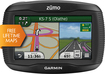 "Garmin - zumo 350LM 4.3"" GPS With Built-In Bluetooth and Lifetime Map Updates"