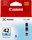 Canon - Photo Cyan Ink Tank for Canon PIXMA PRO-100 Photo Printer - Photo Cyan