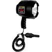 Brinkmann - 800-2301-0 Q-Beam 12-Volt Dc Spotlight - Black - Black