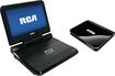 "RCA - 8"" Widescreen Portable Blu-ray Player"