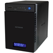 NETGEAR - ReadyNAS 4-Bay, Diskless