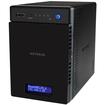 NETGEAR - ReadyNAS 4-Bay, 4x1TB Desktop Drive