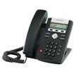 Polycom - SoundPoint IP Phone - Desktop, Wall Mountable