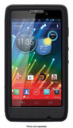 OtterBox - Defender Series Case for Motorola DROID RAZR HD Cell Phones - Black - Black