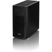Fractal Design - Arc Midi R2 Computer Case - Black - Black