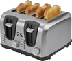 Kalorik - 4-Slice Toaster - Stainless-Steel