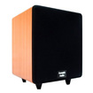 Acoustic Audio - Cinema 300 W Home Audio Subwoofer System - Cherry - Cherry