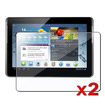 eForCity - 2-Pack LCD Screen Protector for Samsung Galaxy®Tab 2 10.1