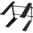 Seismic Audio - Table Top or Desk Laptop Stand - Steel Rack - Laptop Keyboard Stand