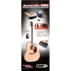 DJ-Tech - ACOUSTIC505 Electric 6 String Guitar - Natural Colored