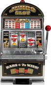 Trademark - Jumbo Slot Machine Bank