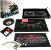 Trademark - 4-In-1 Casino Game Set