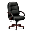 HON - Pillow-Soft Executive High-Back Swivel Chair