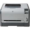 HP - Refurbished - CP1518NI Laser Printer - 12 ppm Mono/8 ppm Color - USB - Ethernet - Black, Gray - Black, Gray