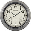 "La Crosse Technology - 18"" Indoor / Outdoor Atomic Wall Clock"