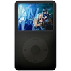 Fosmon - Solid Silicone Carrying Skin Case for Apple iPod Classic 2nd Gen - Solid Black