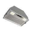 Broan - PM390 Under Cabinet Vent Hood - Silver