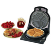 Chef'sChoice - WafflePro Waffle Maker - Silver - Silver