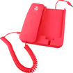 Pyle - Handheld Phone and Desktop Dock for iPhone (Color) - Red - Red