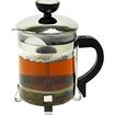 Primula - Classic Tea Press 4 Cup- - Black, Chrome - Black, Chrome