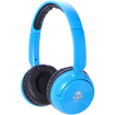 iDance - Wireless Bluetooth Headphones - 40mm neodymium driver - Blue - Blue
