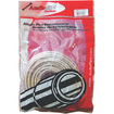 Audiopipe - Cable1225 12 GA 25' Bag Speaker Cable 12 Gauge - Clear - Clear