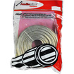 Audiopipe - Cable1250 12 GA 50' Bag Car Audio Speaker Cable 12 Gauge - Clear - Clear