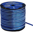 Audiopipe - Cable16BLS500 16 GA 500' Spool Car Audio Speaker Cable 16 Gauge