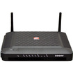 Zoom - DOCSIS 3.0 Cable Modem / Router with Wireless-N - Black - Black