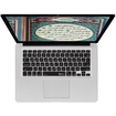 KB Covers - Arabic (PC Layout) Keyboard Cover - Clear - Clear