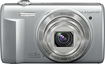 Olympus - VR-370 16.0-Megapixel Digital Camera - Silver