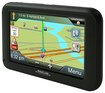 "Magellan - RoadMate Commercial 5370T-LMB 5"" GPS with Built-in Bluetooth and Lifetime Map and Traffic Updates - Black"